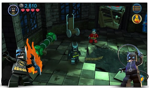 LEGO Batman: DC Super Heroes  screenshot 1