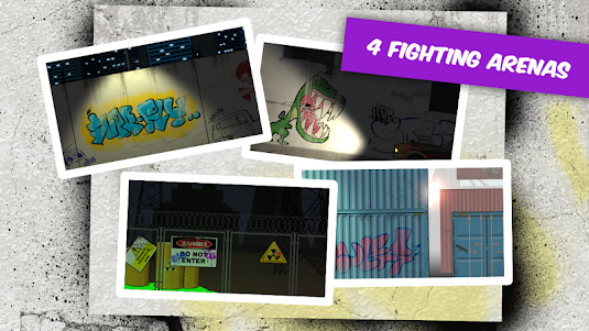 Street Fighting 2: Multiplayer 2.3.2 screenshot 3
