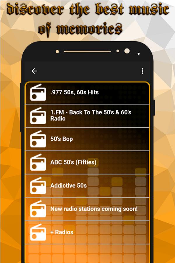 radio 60 70 80 1 02 APK Download - Android Music & Audio Apps