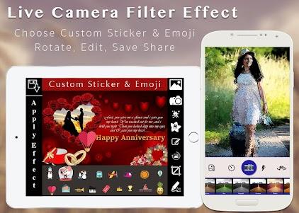 Anniversary Photo Frames 1.5 screenshot 4