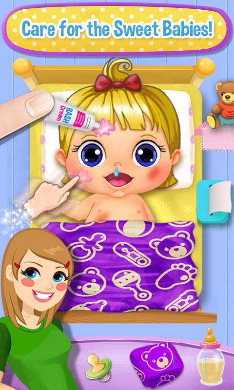 My Baby Daycare Story Sweet Newborn Games 144 Apk Download