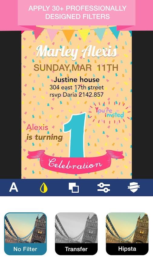 Invitation maker invite maker flyer creator 109 apk download invitation maker invite maker flyer creator 109 screenshot 2 stopboris Choice Image