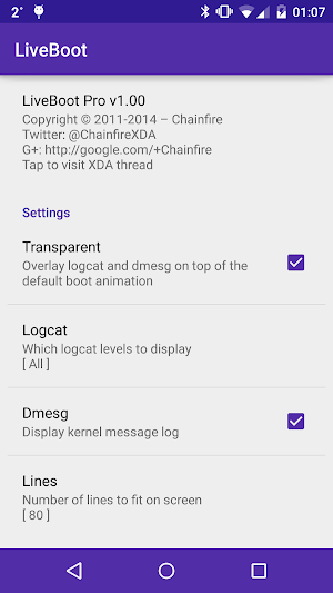 root] LiveBoot 1 81 APK Download - Android Tools Apps