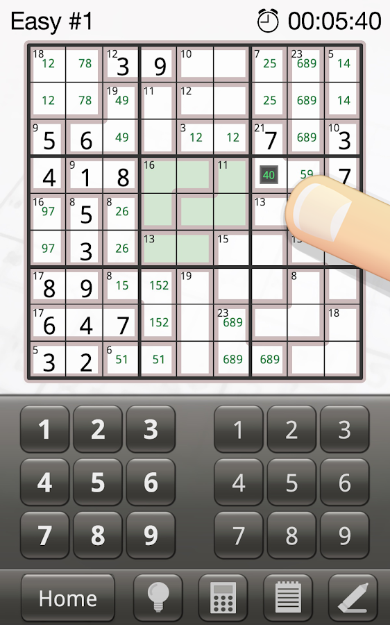 Killer Sudoku 21 APK Download - Android Puzzle Games