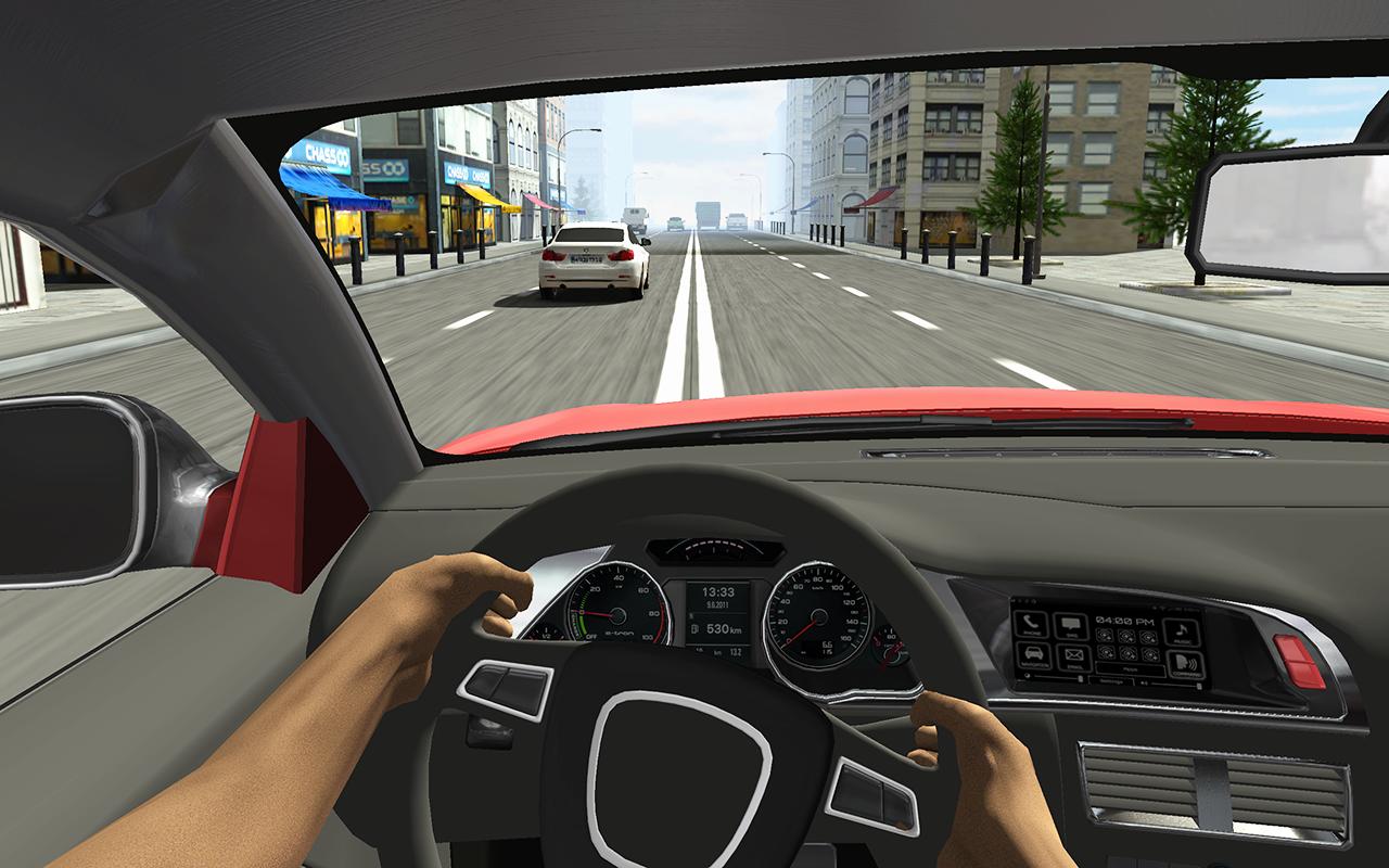 Racing in Car 1.3 APK Download - Android Racing Games