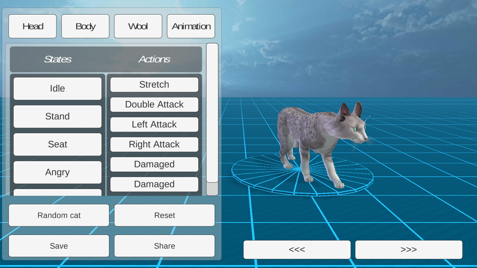 Wild Cats: Avatar Maker 3D APK Download - Android