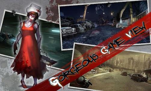 Blood Zombies HD 1.0.9 screenshot 11