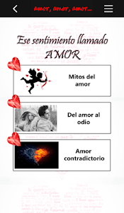 Amor, amor, amor... 2.0.0 screenshot 3