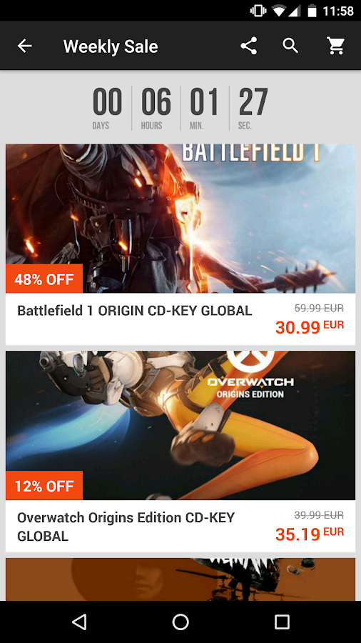 g2a game stores marketplace 1 10 3 apk download android shopping