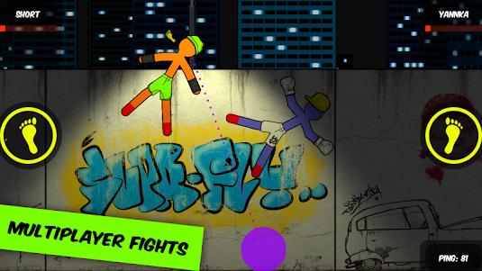 Street Fighting 2: Multiplayer 2.3.2 screenshot 1