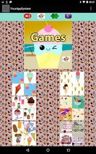 Ice Cream Games For Kids Free 1.1 screenshot 3
