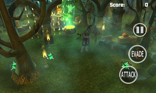 Ninja Ghost War 1.0 screenshot 4
