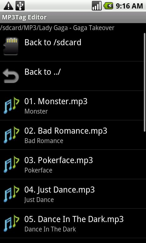 mp3 tag apps download for android