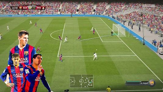 Dream League Soccer 3d 1.9 screenshot 2