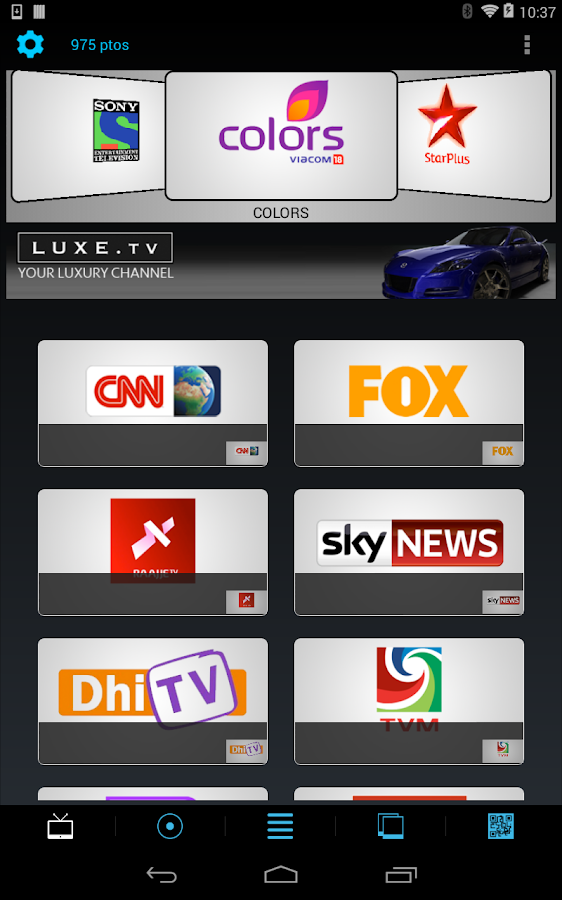 OpenTV 2 9rc2 APK Download - Android Media & Video Apps
