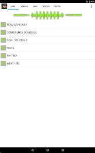 Schedule Tennessee Football 2.0 screenshot 2