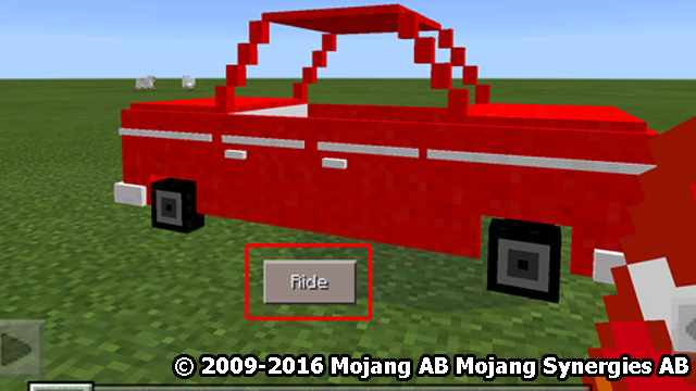 мод на машины в майнкрафт 0.14.0 на андроиде