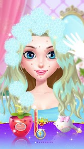 Princess Beauty Salon - Birthday Party Makeup 2.1.3181 screenshot 14