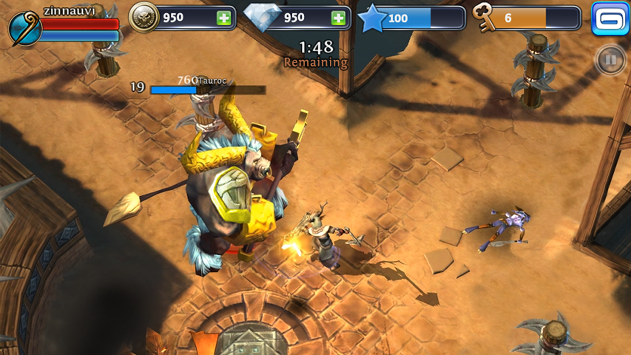 Download dungeon hunter 5 mod apk offline