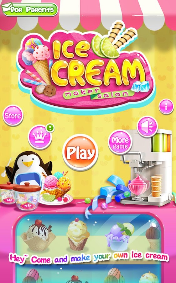 Ice cream maker salon 10 apk download android educational games ice cream maker salon 10 screenshot 6 ccuart Image collections