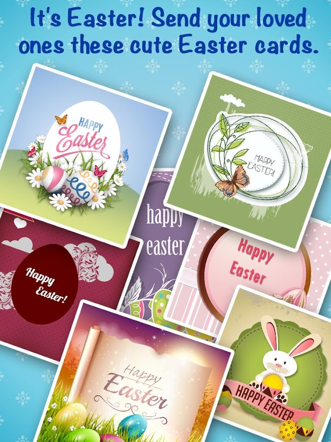 Happy easter cards greetings 10 apk download android happy easter cards greetings 10 screenshot 6 m4hsunfo