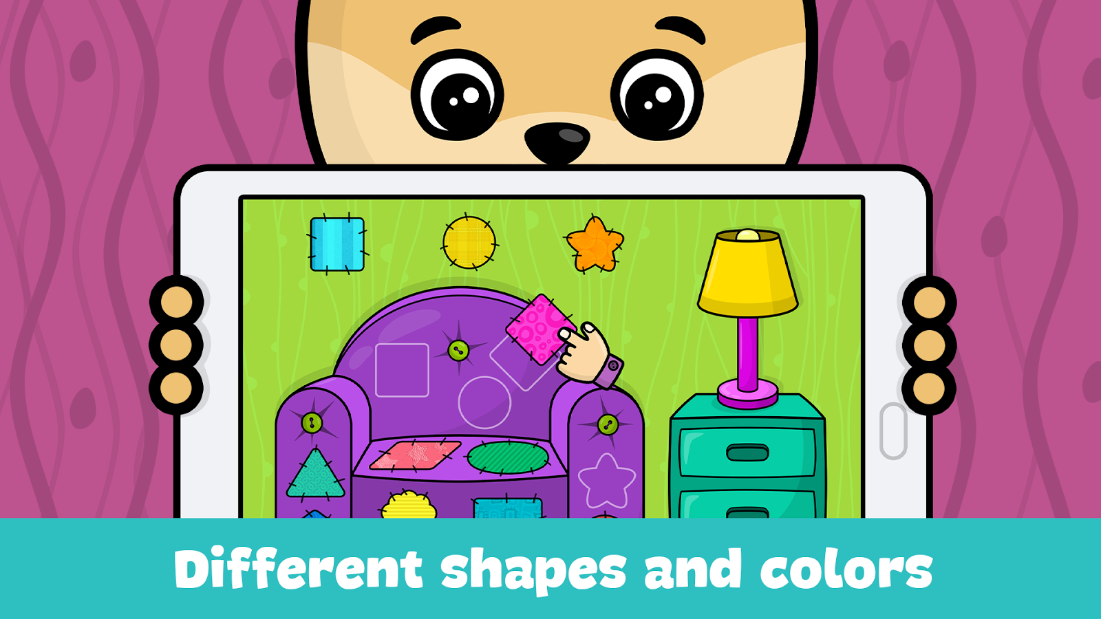Shapes and Colors – Kids games for toddlers 2.16 APK Download ...