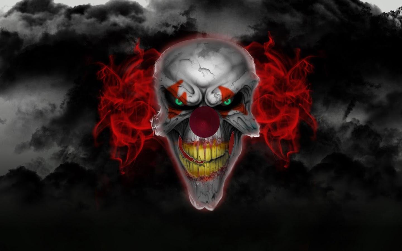 Killer Clown Live Wallpaper Scary Backgrounds 15 Screenshot 7