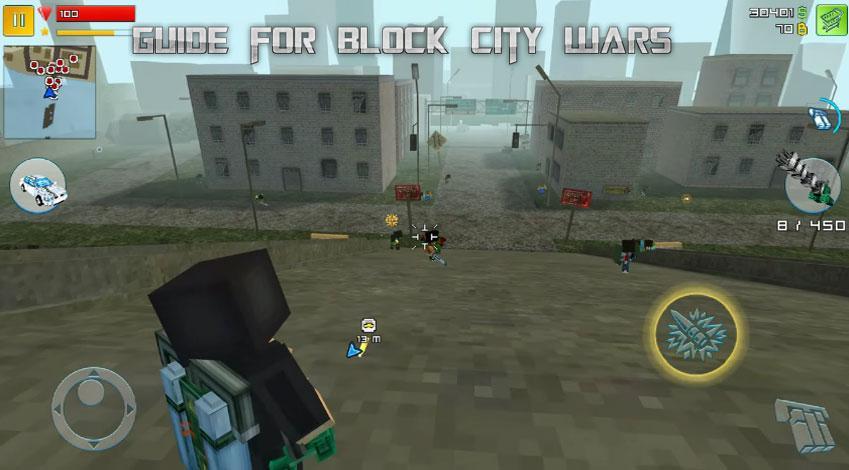 apk block city wars + skins export