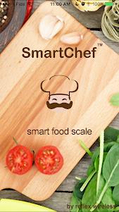 Smart Chef Smart Food Scale 69.9 screenshot 1