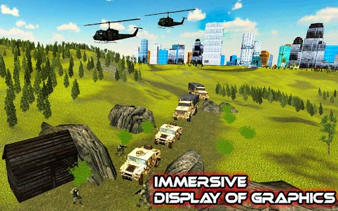 Shoot Hunter 3D: Commando Missions Hostage Rescue 1.3 screenshot 4
