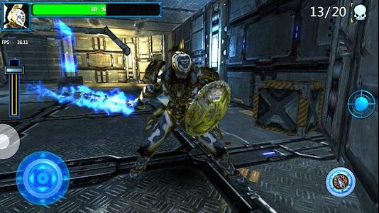 Galaxy Lightsaber Warrior 4.4 screenshot 2