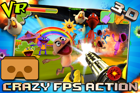 Puppet War VR 2 0 1 APK Download - Android Arcade Games