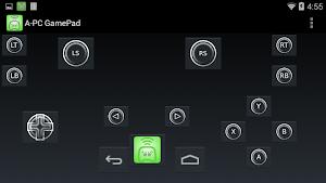 A-PC GamePad Demo 1 7 0 APK Download - Android Инструменты Приложения