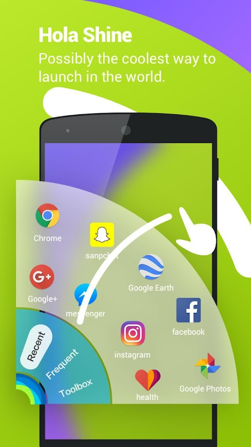 how to uninstall hola launcher