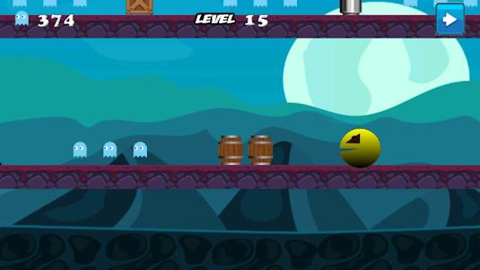 Crazy Pacman 1.0 screenshot 3