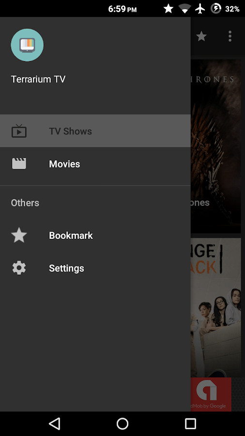 Terrarium TV : shows & Movies hd 1 8 2 APK Download - Android