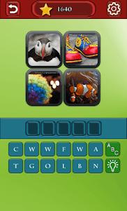 4 pics 1 word - photo game 1.0.0 screenshot 1