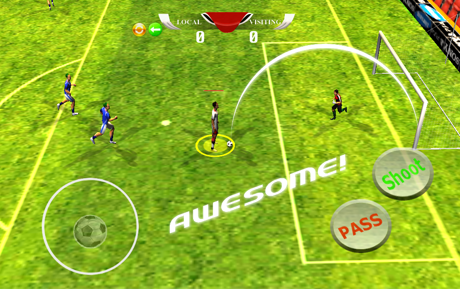 Real Soccer 2017-2018 1 0 APK Download - Android Sports Games