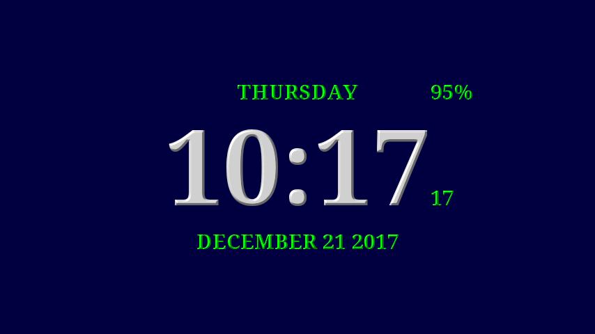 digital alarm clock pro apk