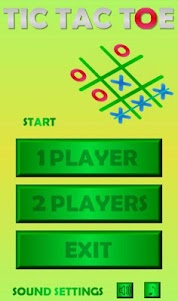 Tic-Tac-Toe for 2 Players 1.0.4 screenshot 1