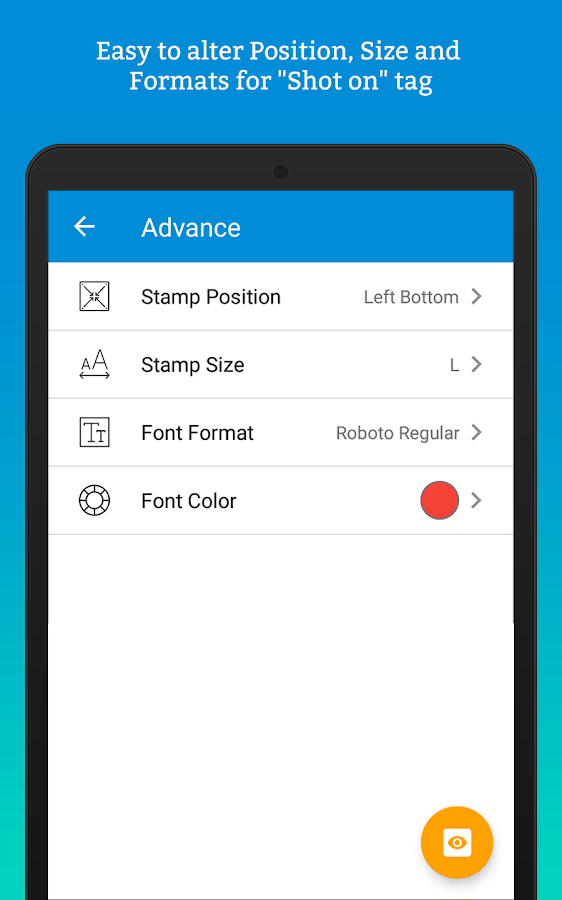 ShotOn for Vivo: Add Shot on tag to Gallery Photo 1 4 APK Download
