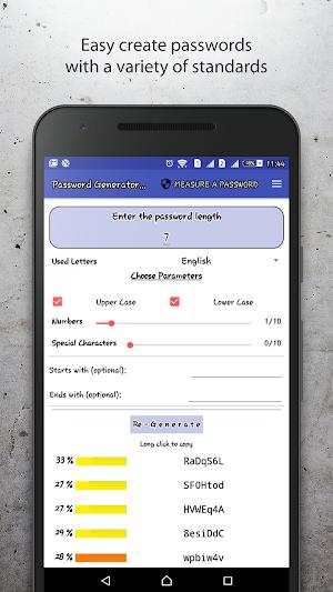 Password Generator - Password Meter 3 0 APK Download