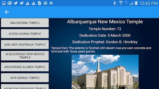 LDS Temple Mastery 2.0 screenshot 4