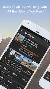 Sports Tracker Running Cycling  screenshot 5
