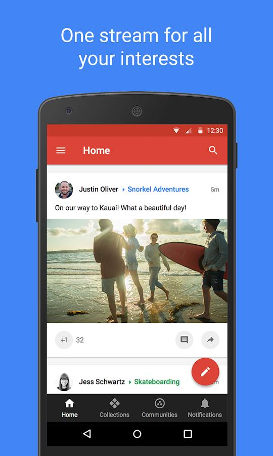 Google+ For G Suite 10.28.0.239896912 APK Download