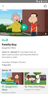 ITV Hub  screenshot 2