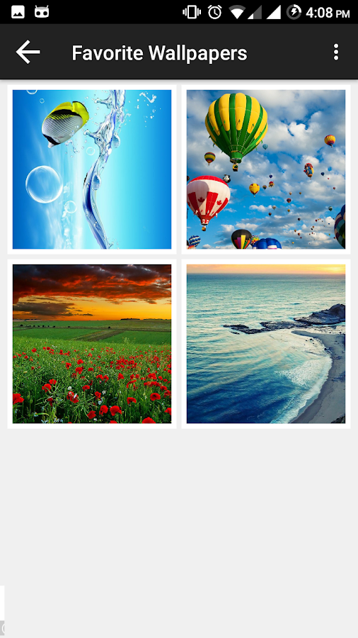 Nature wallpapers 4 1 apk download android - Nature wallpaper apk ...