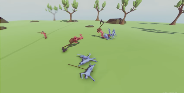 Tips of Totally Accurate Battle Simulator game 1.0 screenshot 2
