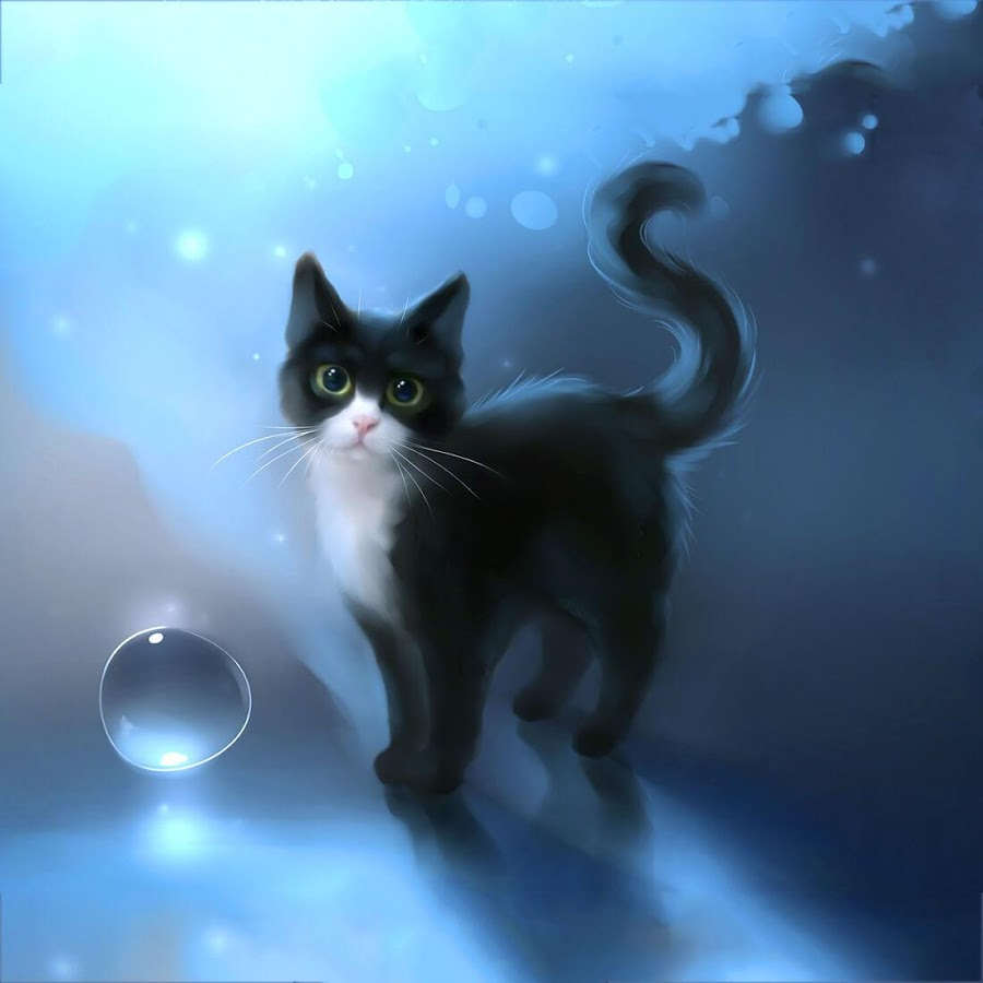 Black Cats Live Wallpaper 70 Screenshot 4