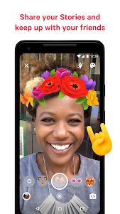 Messenger – Text and Video Chat for Free  screenshot 7